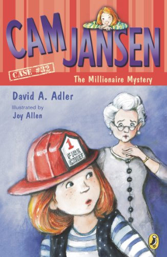 Cam Jansen and the Millionaire Mystery  N/A edition cover