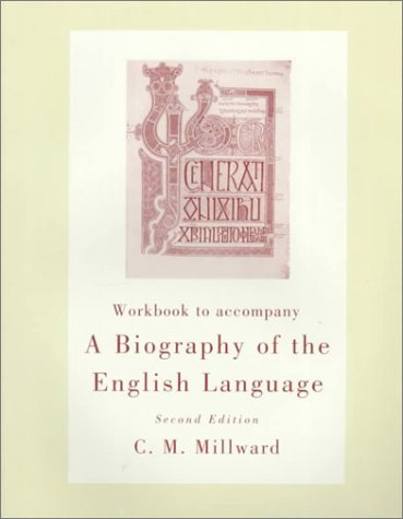 Biography of the English Language  2nd 1996 (Workbook) 9780155016477 Front Cover