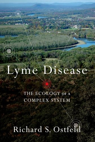 Lyme Disease The Ecology of a Complex System  2012 edition cover