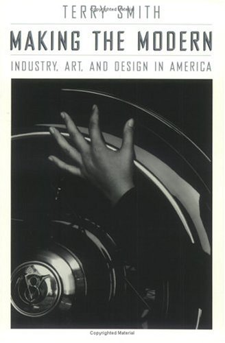 Making the Modern Industry, Art, and Design in America  1993 edition cover
