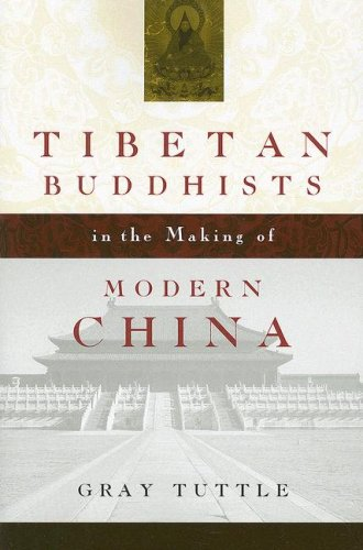 Tibetan Buddhists in the Making of Modern China   2007 9780231134477 Front Cover