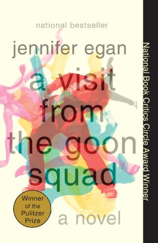 Visit from the Goon Squad   2011 9780307477477 Front Cover