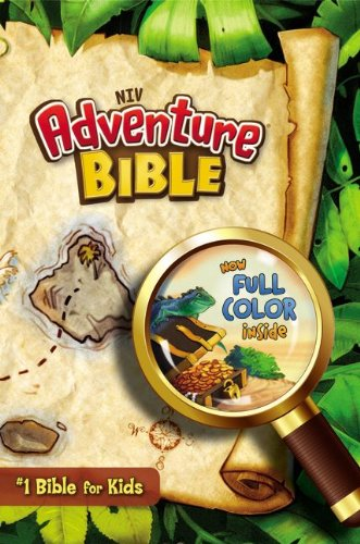 Adventure Bible  Revised  edition cover