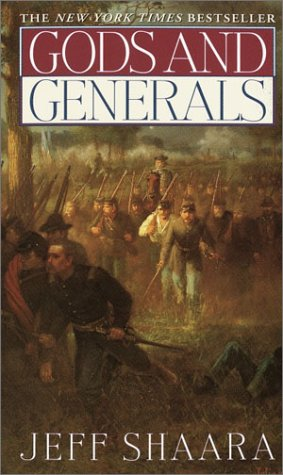 Gods and Generals   2002 edition cover