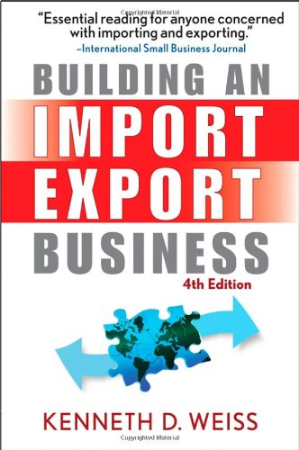 Building an Import / Export Business  4th 2008 edition cover
