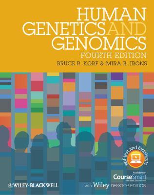 Human Genetics and Genomics  4th 2012 edition cover