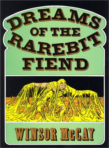 Dreams of the Rarebit Fiend   1973 (Reprint) 9780486213477 Front Cover