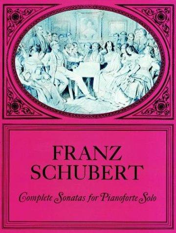 Complete Sonatas for Pianoforte Solo  N/A edition cover