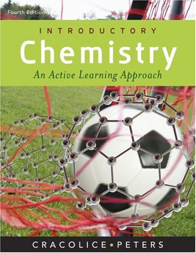 Introductory Chemistry An Active Learning Approach 4th 2010 edition cover
