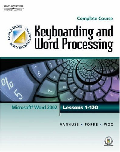 Keyboarding and Word Processing  15th 2002 (Revised) 9780538725477 Front Cover