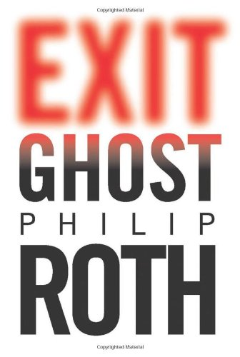 Exit Ghost   2007 9780618915477 Front Cover