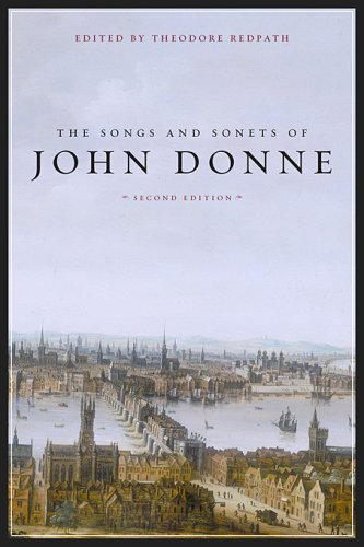 Songs and Sonets of John Donne  2nd 1983 9780674032477 Front Cover