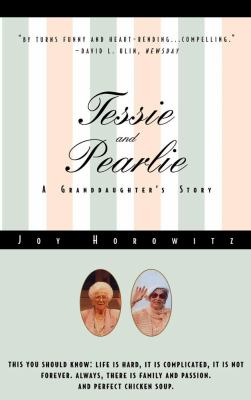 Tessie and Pearlie A Granddaughter's Story  1997 edition cover