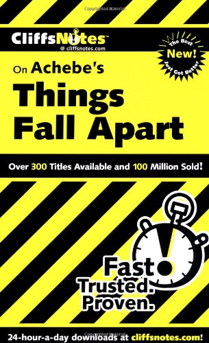 Achebe's Things Fall Apart   2001 edition cover