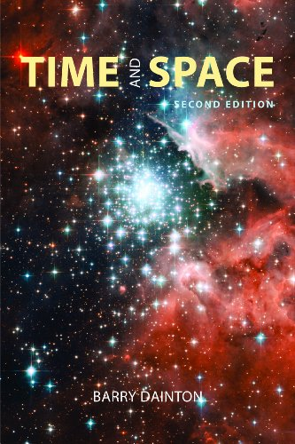 Time and Space  2nd edition cover