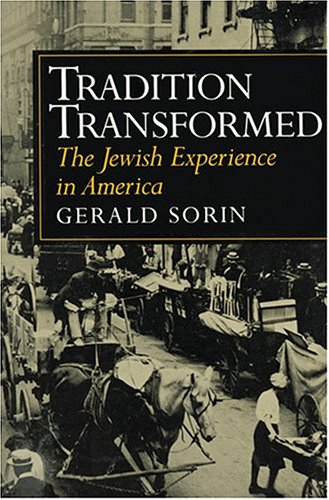 Tradition Transformed The Jewish Experience in America  1997 edition cover
