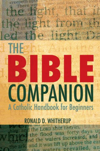 Bible Companion A Catholic Handbook for Beginners 2nd edition cover