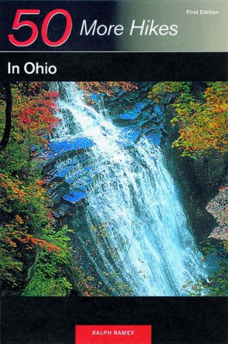 50 More Hikes in Ohio   2002 9780881504477 Front Cover