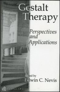 Gestalt Therapy Perspectives and Applications  1996 9780881632477 Front Cover