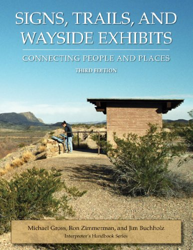 Signs, Trails, and Wayside Exhibits : Connecting People and Places 3rd 2006 edition cover