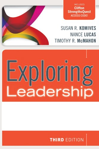 Exploring Leadership For College Students Who Want to Make a Difference 3rd 2013 9781118399477 Front Cover