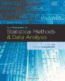 An Introduction to Statistical Methods and Data Analysis:   2015 9781305269477 Front Cover