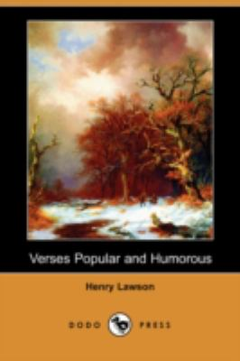 Verses Popular and Humorous  N/A 9781406591477 Front Cover