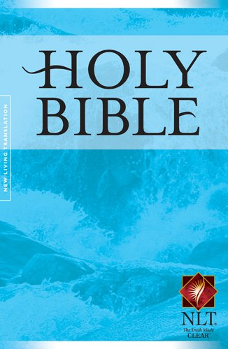 Gift and Award Bible NLT   2006 9781414309477 Front Cover