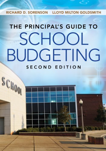 Principal's Guide to School Budgeting  2nd 2013 9781452255477 Front Cover