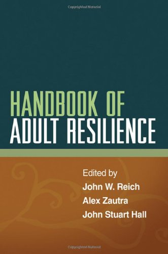 Handbook of Adult Resilience   2010 edition cover