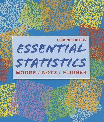 Essentials of Statistics  2nd 2013 edition cover
