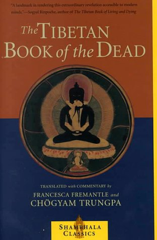 Tibetan Book of the Dead The Great Liberation Through Hearing in the Bardo  2000 edition cover