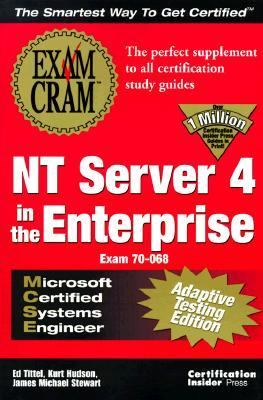 MCSE NT Server 4 in the Enterprise Exam Cram : Adaptive Edition Adapted  edition cover