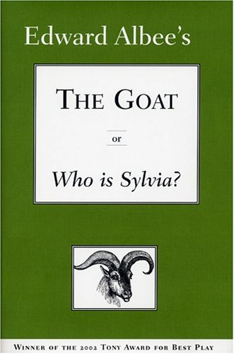 Goat, or Who Is Sylvia?  N/A edition cover
