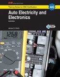 Auto Electrticity and Electronics Training for Ase Certification, A6 6th 2015 9781619607477 Front Cover