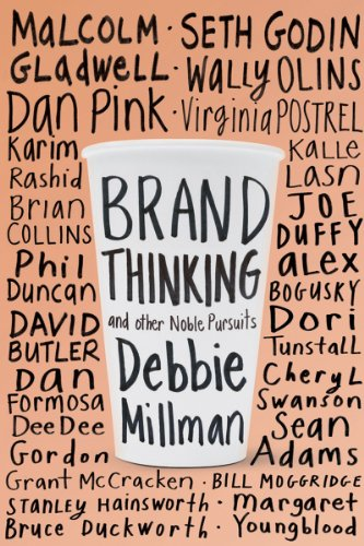 Brand Thinking and Other Noble Pursuits   2013 edition cover