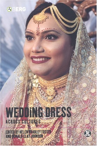 Wedding Dress Across Cultures   2003 edition cover