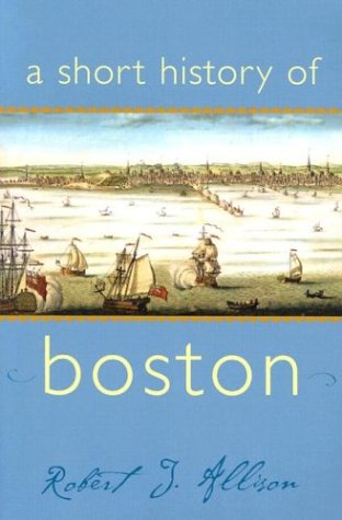 Short History of Boston   2004 edition cover