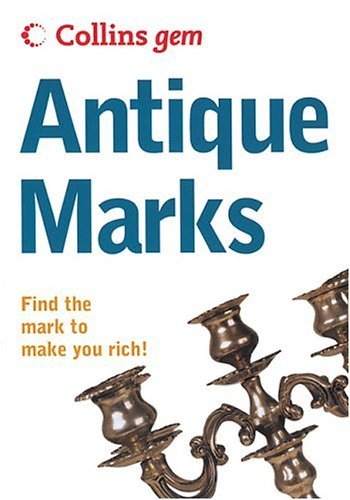 Antique Marks   2004 edition cover