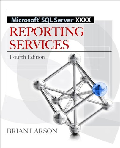 Microsoft SQL Server Reporting Services 2012  4th 2012 edition cover