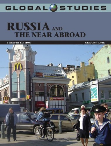 Russia and the near Abroad  12th 2011 edition cover