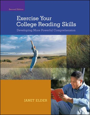 Exercise Your College Reading Skills Developing More Powerful Comprehension 2nd 2008 edition cover