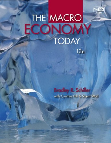 Macro Economy Today  13th 2013 edition cover