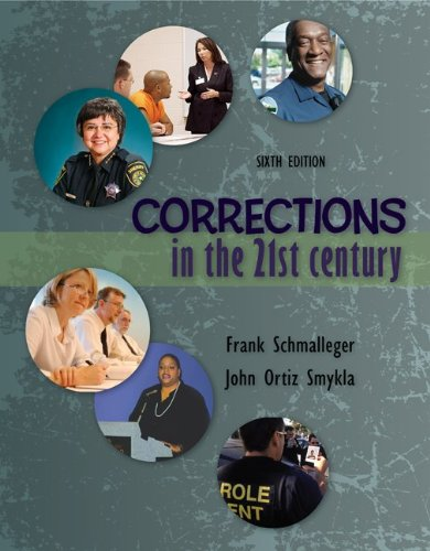 Corrections in the 21st Century  6th 2013 edition cover