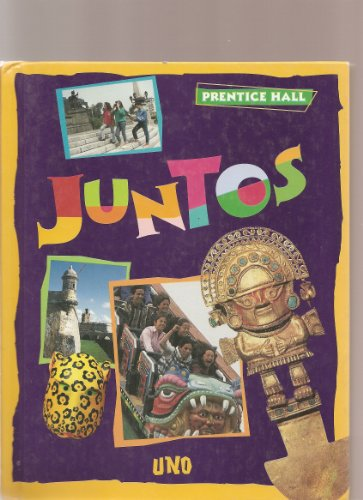 Juntos Uno Student Manual, Study Guide, etc.  9780130508478 Front Cover