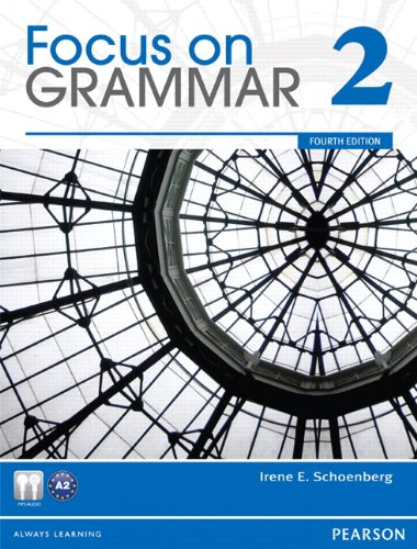 Focus on Grammar 2 4th 2012 (Revised) edition cover