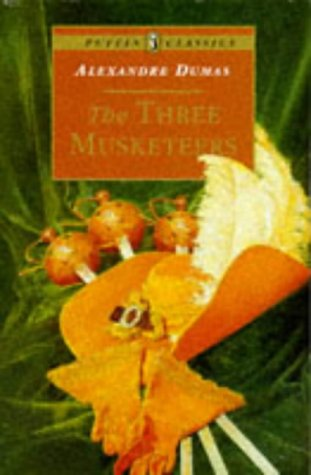 Three Musketeers   1995 (Abridged) edition cover