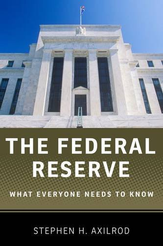 Federal Reserve   2013 edition cover