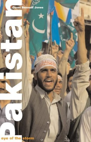 Pakistan Eye of the Storm 2nd 2003 9780300101478 Front Cover