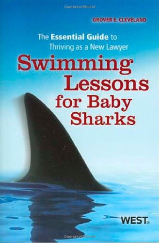 Swimming Lessons for Baby Sharks   2010 edition cover